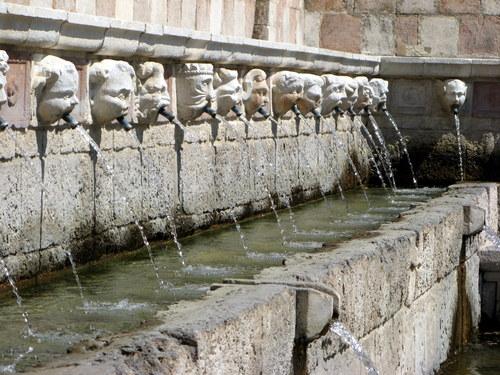 Fontana 99 cannelle