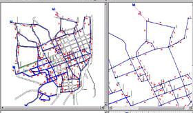 Esempio di stato di consistenza planimetrico (www.proteo.it)