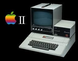Uno straordinario giocattolo apparso nel 1976: l' Apple II