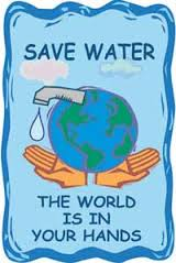 Il risparmio dell'acqua